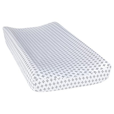 Trend Lab Changing Pad Cover - Diamond
