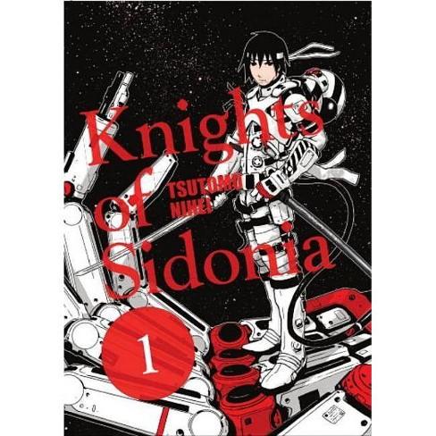 Knights of Sidonia, Volume 1 - by  Tsutomu Nihei (Paperback) - image 1 of 1