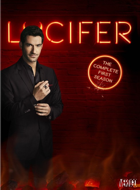 Lucifer - The Complete First Season (DVD) - image 1 of 1