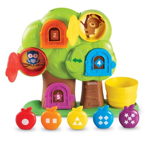 Learning Resources Hide and Seek Learning Treehouse - image 1 of 4