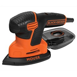 BLACK+DECKER Mouse Detail Sander and Grinders