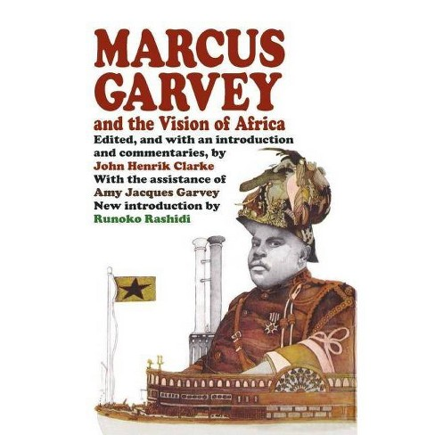 Marcus Garvey and the Vision of Africa - (Paperback) - image 1 of 1