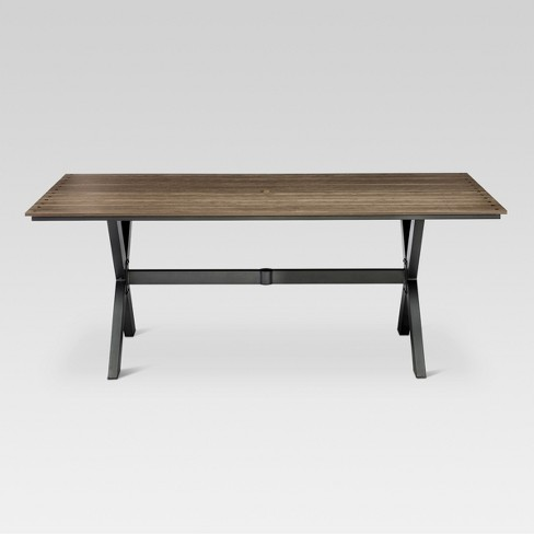 Heatherstone Rectangle Dining Table - Threshold™ - image 1 of 3