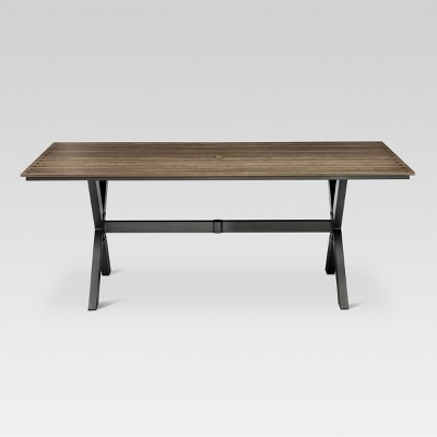Bon Heatherstone Rectangle Dining Table   Threshold™