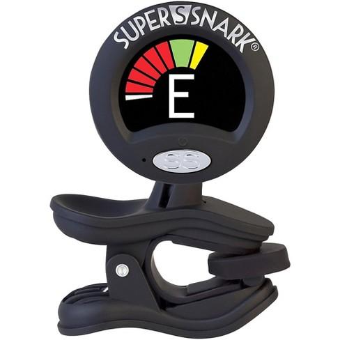 Snark Super Snark 2 Clip-On Tuner Black - image 1 of 4