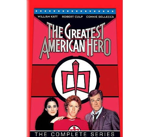 Greatest American Hero:Complete Serie (DVD) - image 1 of 1