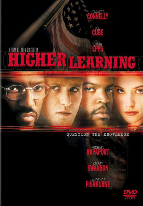 Higher Learning (dvd_video) - image 1 of 1