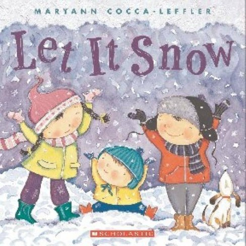 Let It Snow - by  Maryann Cocca-Leffler (Paperback) - image 1 of 1