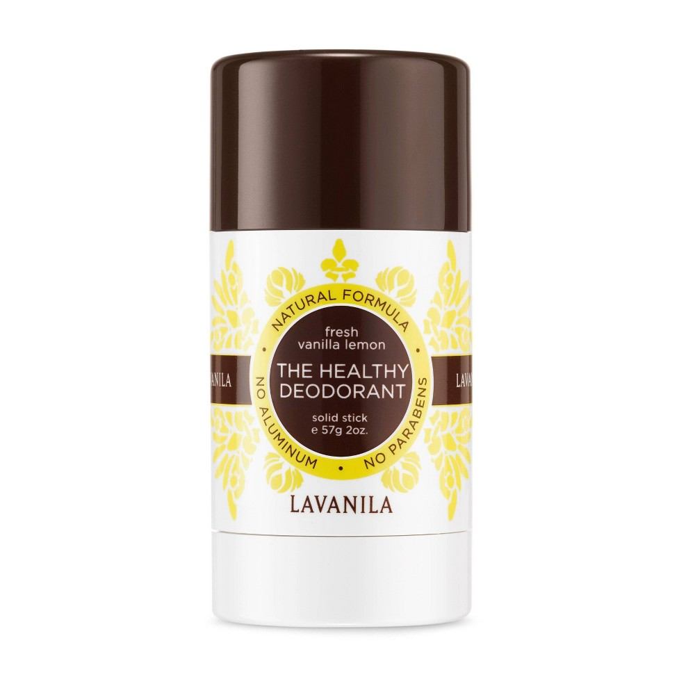 Image of Lavanila Fresh Vanilla Lemon Deodorant - 2oz