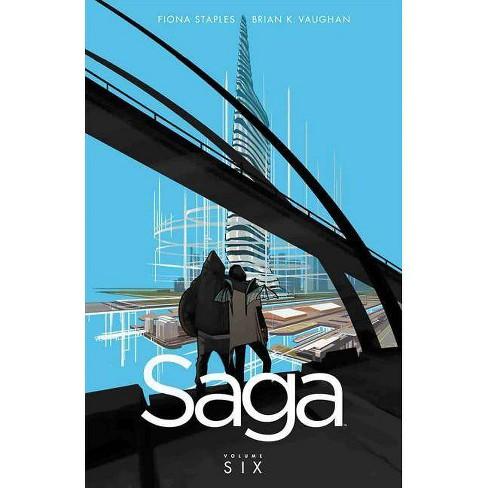 Saga, Volume 6 - by  Brian K Vaughan (Paperback) - image 1 of 1
