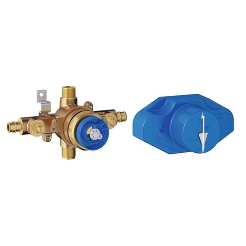 Grohe America, Inc 35 064 Universal Pressure Balance Rough-In Valve - image 1 of 2