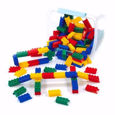 Flexitoys Toddler Flexiblocks - 120 Pcs