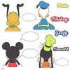 RoomMates Disney Mickey Mouse & Friends Peel and Stick Decal with Dry Erase 4 Sheets - image 3 of 3