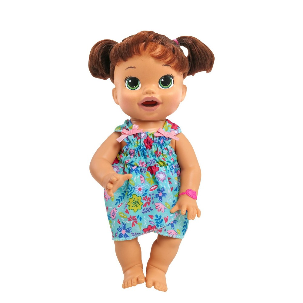 Baby Alive Single Outfit Set - Floral Blouse