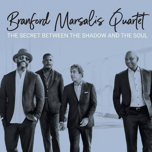 Branford Quartet Marsalis - Secret Between The Shadow And The Soul (CD) - image 1 of 1