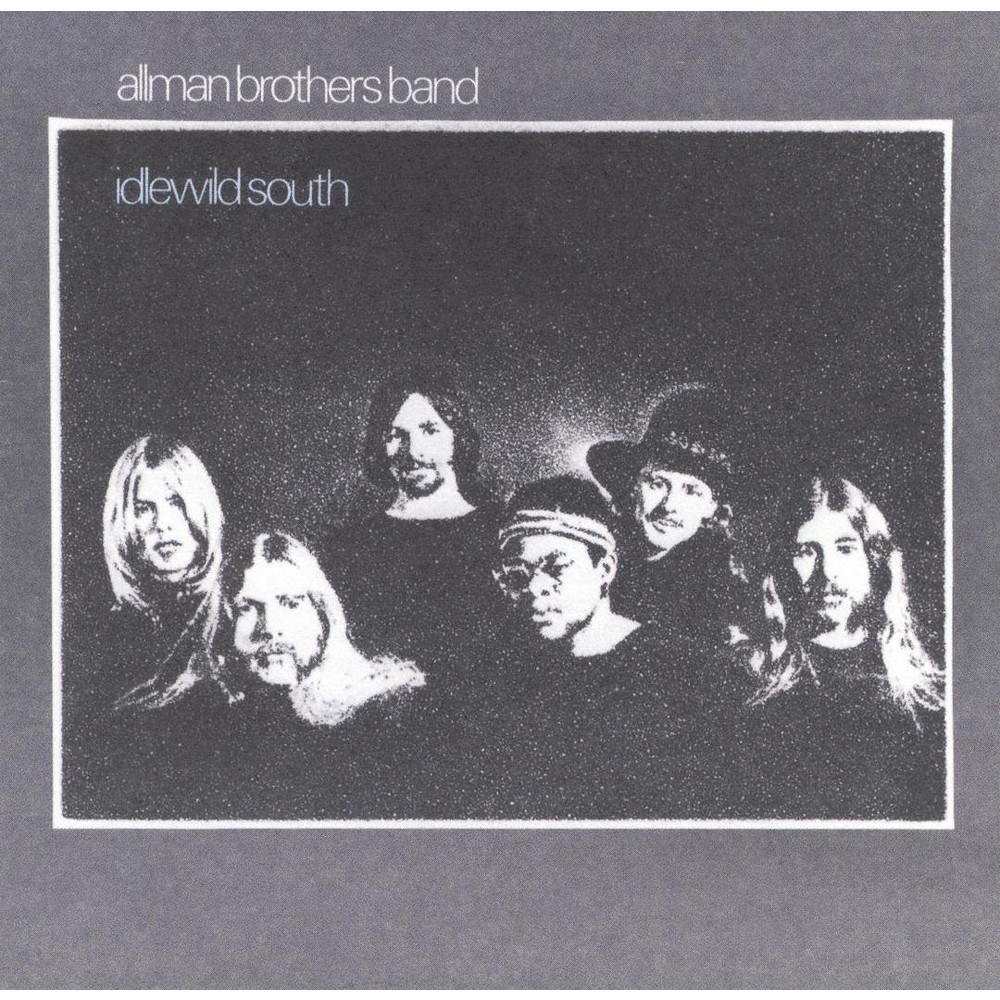 Allman Brothers Band - Idlewild South (CD)