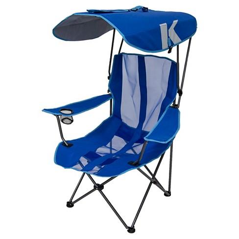 Kelsyus Original Canopy Chair Royal Blue Target