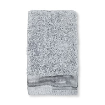 Solid Hand Towel Drizzle Gray - Project 62™ + Nate Berkus™