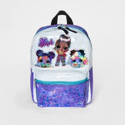Kids' L.O.L. Surprise! Mini Backpack - Silver/Purple