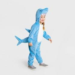 Toddler Plush Shark Halloween Costume Jumpsuit - Hyde & EEK! Boutique™
