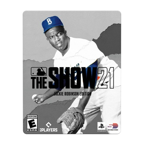 MLB The Show 21: Jackie Robinson Edition - Xbox Series X/Xbox One - image 1 of 2