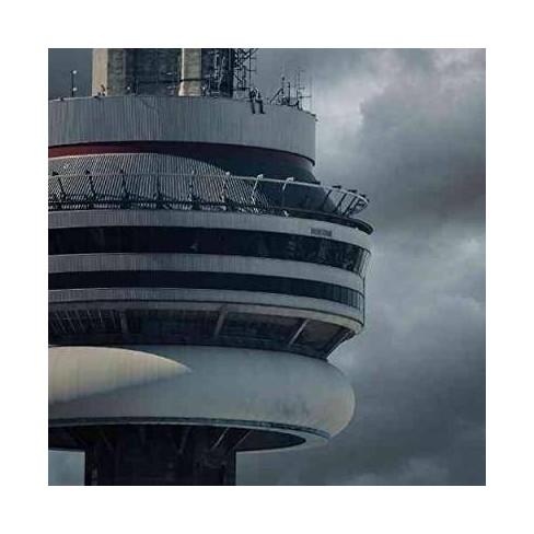 Drake (Rapper / Singer) - Views (clean Version) (CD) - image 1 of 1