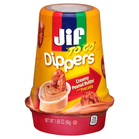 Jif® Dippers Creamy Peanut Butter Single - 1.69oz - image 1 of 1