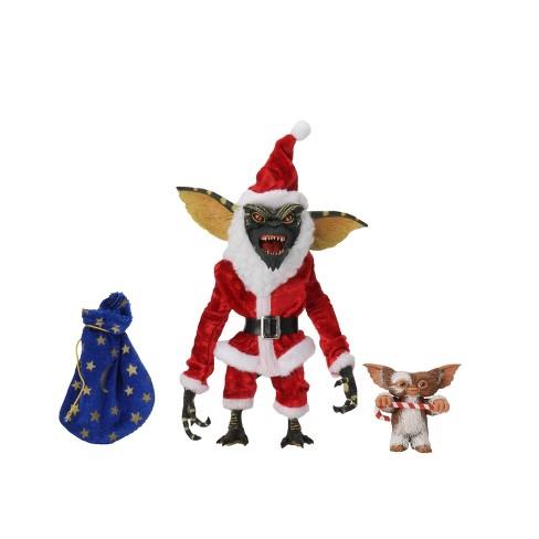 "Gremlins 7"" Scale Action Figure Santa Stripe & Gizmo - image 1 of 4"
