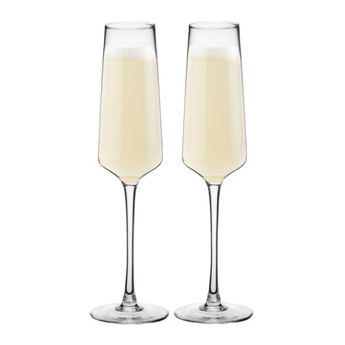 9.5oz 2pk Estate Champagne Glasses - Cathy's Concepts - image 1 of 3