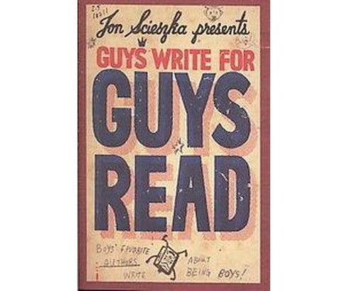 Guys Write for Guys Read (Paperback) - image 1 of 1