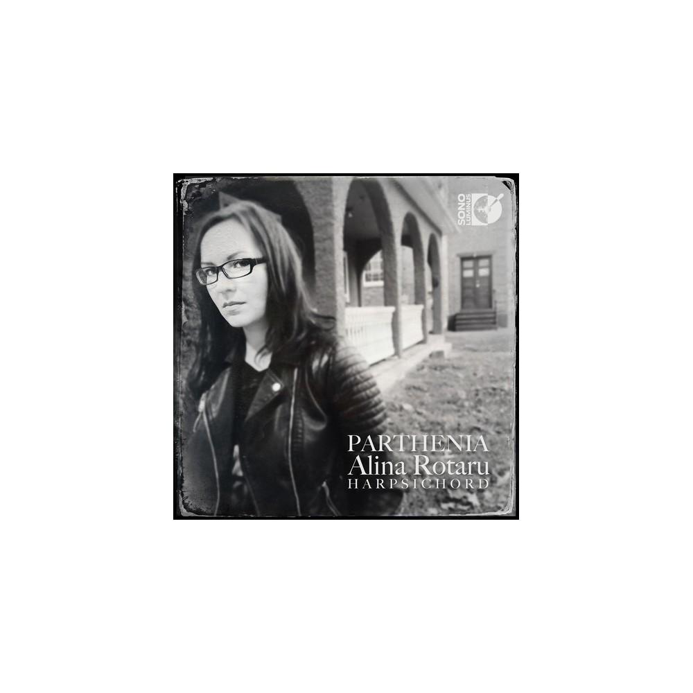 Alina Rotaru - Parthenia (CD)