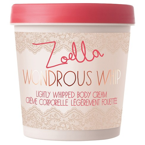 Zoella Beauty Wonderous Whip Lightly Whipped Body Cream - 6.7oz - image 1 of 1