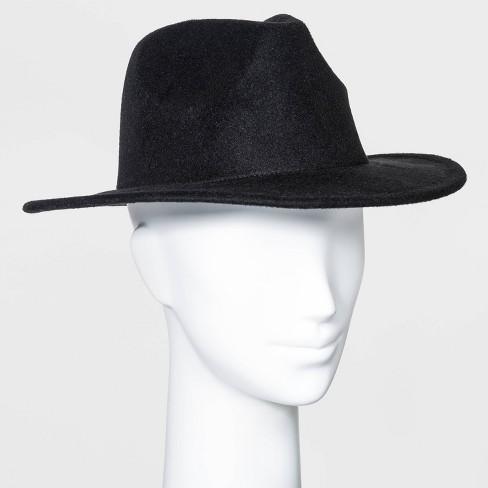 Women's Fedora Hat - Universal Thread™ - image 1 of 2