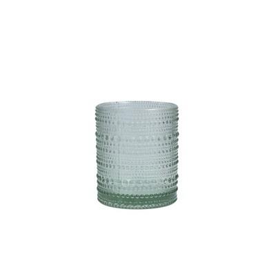 10oz 6pk Glass upiter Double Old Fashion Glasses Sage - Fortessa Tableware Solutions