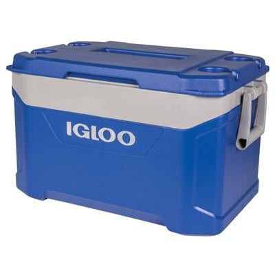 Igloo Latitude 50qt Cooler - Majestic Blue