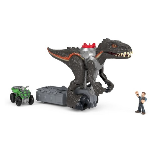 Fisher-Price Imaginext Jurassic World Walking Indoraptor - image 1 of 4