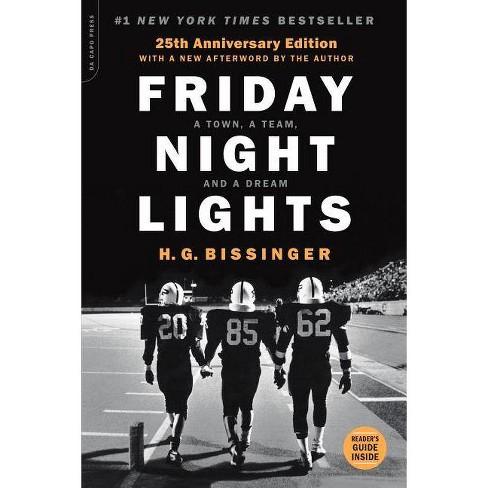 Friday Night Lights - 25 Edition by  H G Bissinger (Paperback) - image 1 of 1