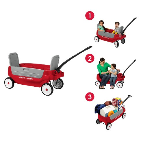 Radio Flyer® Grandstand Wagon 3-in-1 - image 1 of 14