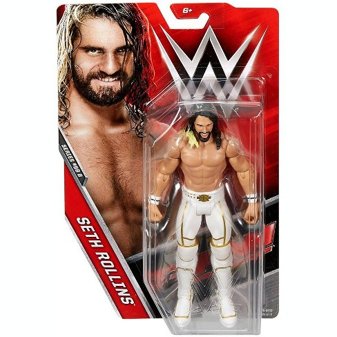 WWE Wrestling Series 68 Seth Rollins Action Figure - image 1 of 2