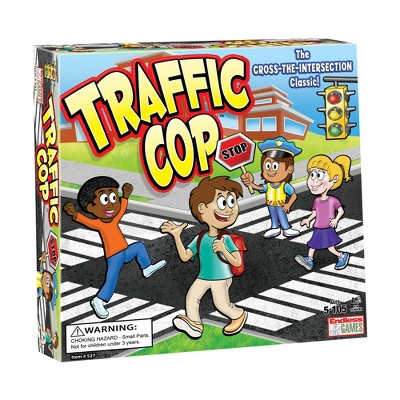 Traffic Cop Game