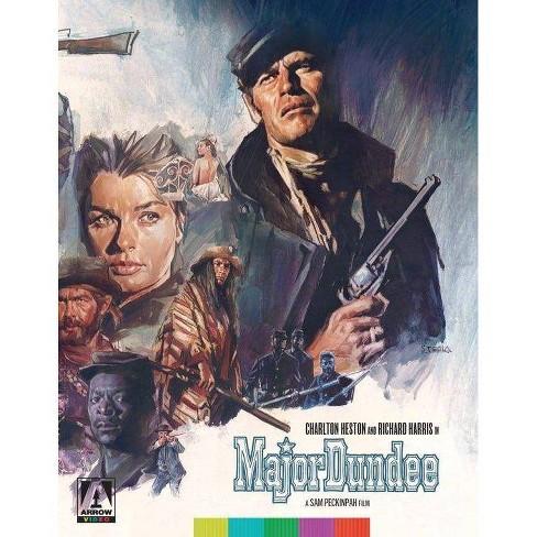 Major Dundee (Blu-ray)(2021) - image 1 of 1