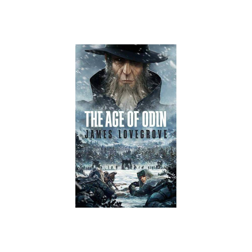 The Age Of Odin Volume 2 By James Lovegrove Paperback