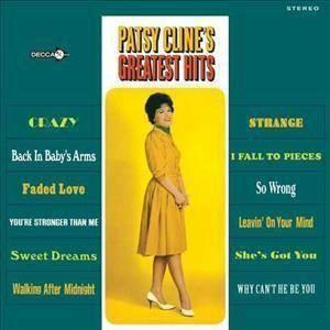 Patsy Cline - Greatest Hits (LP) (Vinyl)