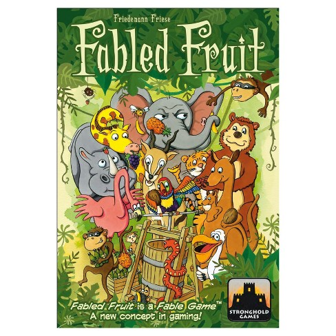 Fabled Fruit Board Game - image 1 of 3