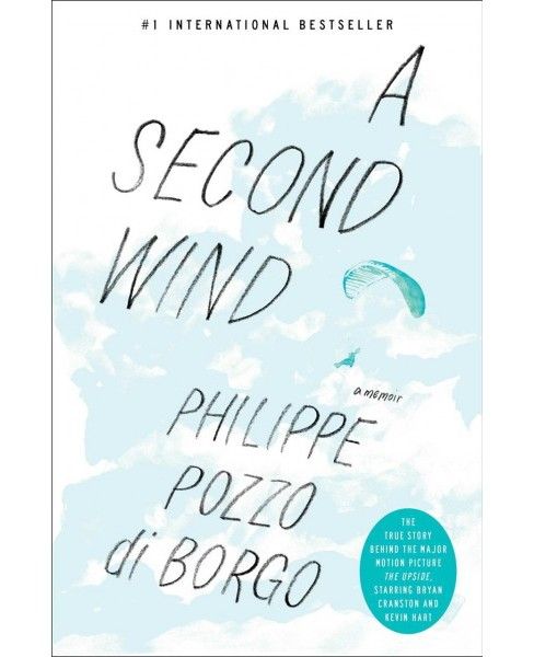 Second Wind (Reissue) (Paperback) (Philippe Pozzo Di Borgo) - image 1 of 1