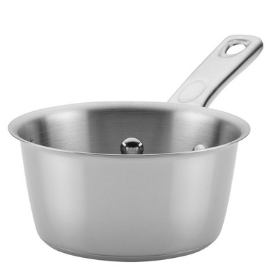 Ayesha Curry™ 1qt Home Collection Stainless Steel Saucepan