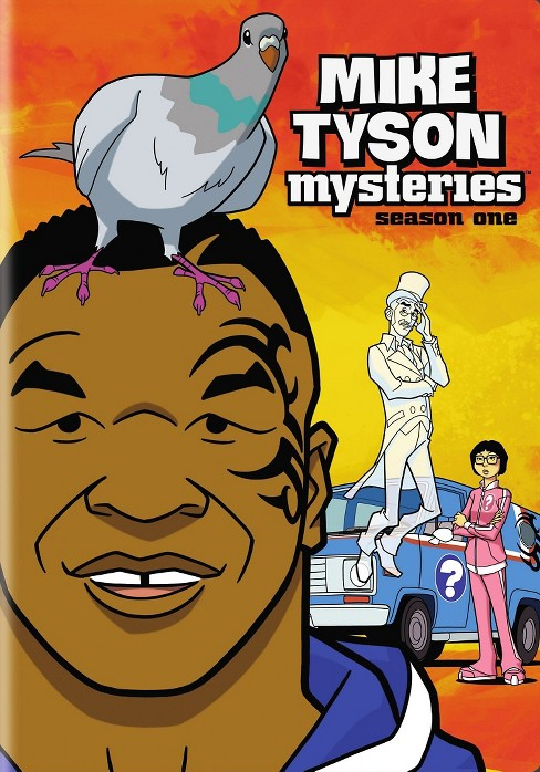 Mike tyson mysteries:Season 1 (DVD) - image 1 of 1