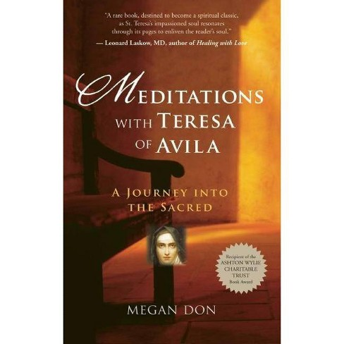 Meditations with Teresa of Avila - by  Megan Don (Paperback) - image 1 of 1