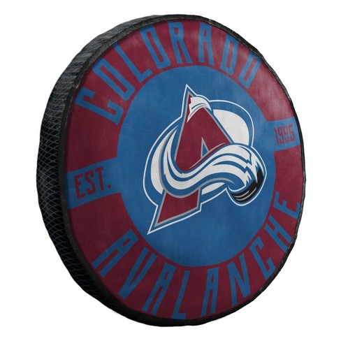NHL Colorado Avalanche Cloud Pillow - image 1 of 3