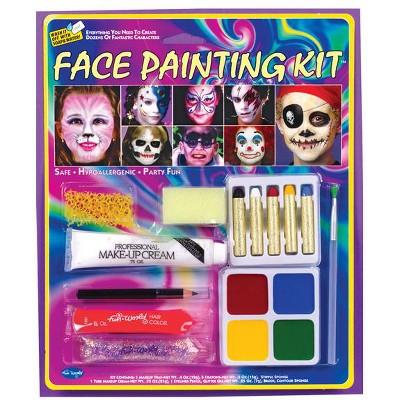 Fun World Face Painting Kit Makeup